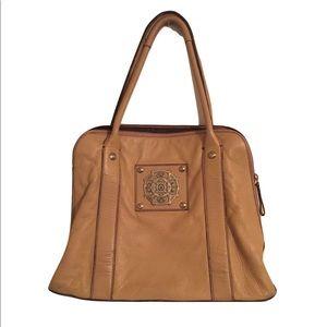 Kate Landry Leather Medium Satchel